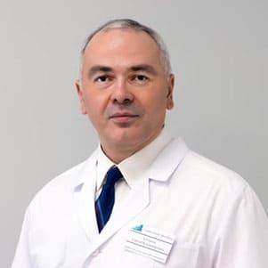 Антонюк Сергей Владимирович, Доктор медицинских наук, профессор, врач-офтальмолог