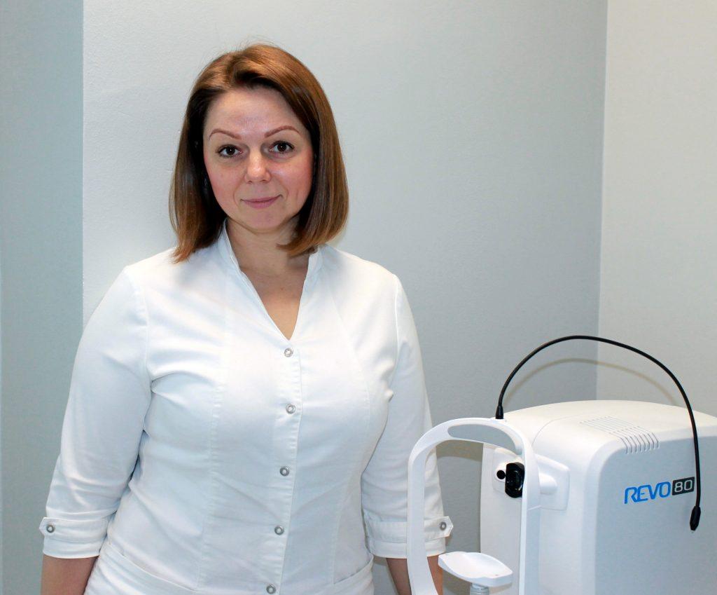 Леонова Татьяна Валерьевна, врач-офтальмолог
