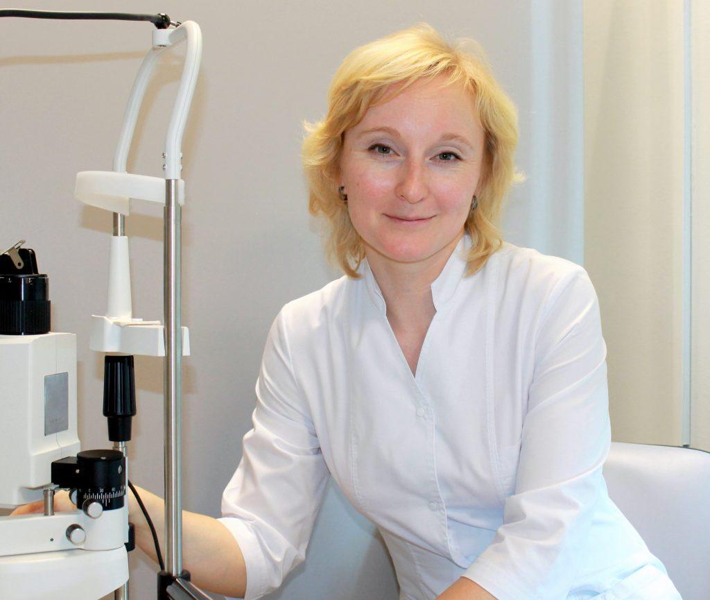 Гутто Виктория Владимировна, Врач-офтальмолог