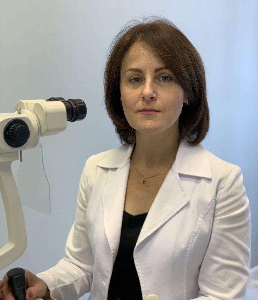 Киселева Наталья Ивановна, Главный врач, врач-офтальмолог