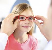 Наблюдение и лечение детей с прогрессирующей близорукостью, амблиопией, врожденной катарактой