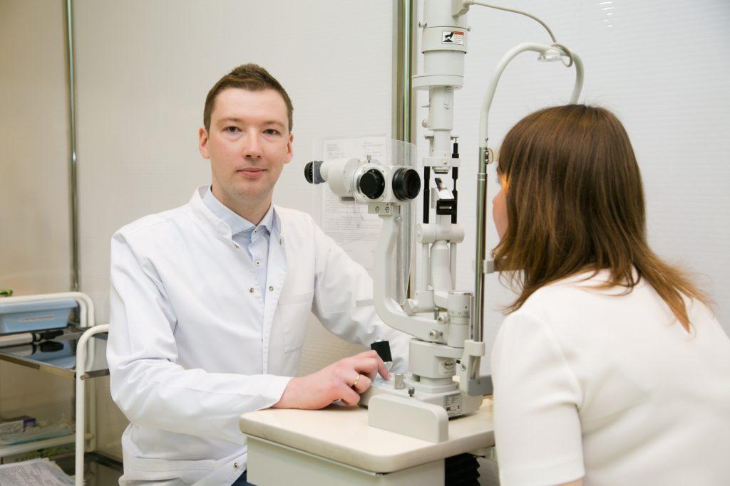 Беликов Андрей Геннадьевич, врач-офтальмолог
